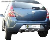 Dynamik Style zadní spoiler pod nárazník (ABS plast) Dacia Sandero -- od roku výroby 2008-